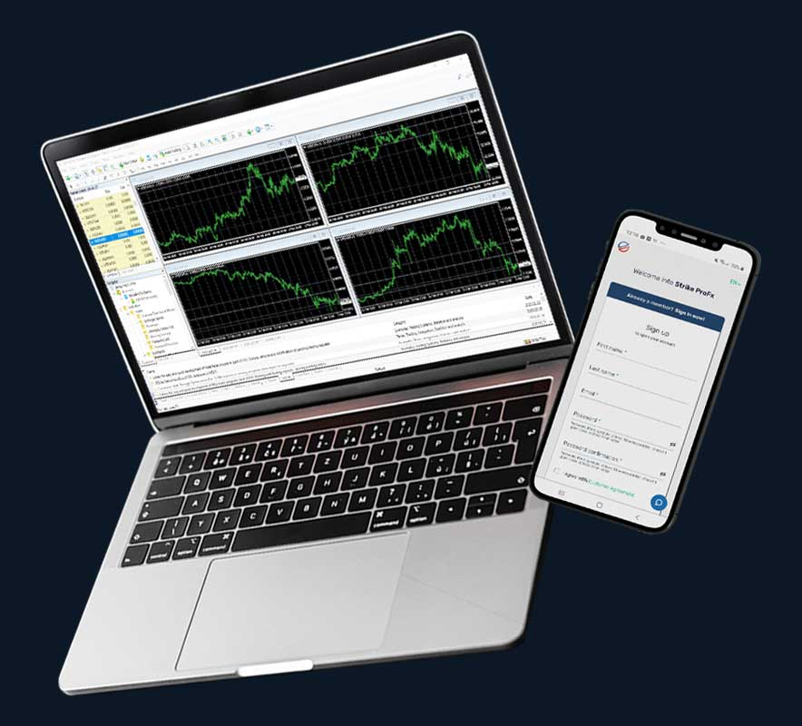 Trading in 3 Step With Forex Broker